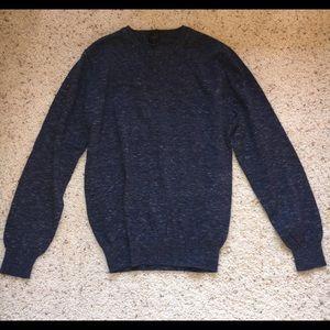 Men's J Crew Navy Sweater - Worn once!